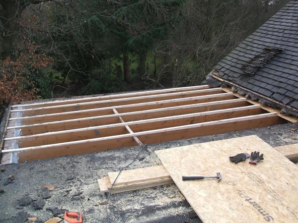 Flat Roofing Flat Roof Repairs Burnley Blackburn Fence