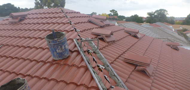 Image result for roof repointing